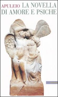 La novella di Amore e Psiche - Apuleio - copertina