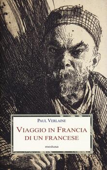 Viaggio in Francia di un francese - Paul Verlaine - copertina