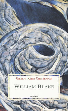 William Blake - Gilbert K. Chesterton - copertina