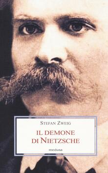 Il demone di Nietzsche - Stefan Zweig - copertina