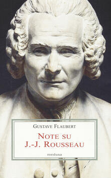 Daddyswing.es Note su J.-J. Rousseau. Testo francese a fronte Image