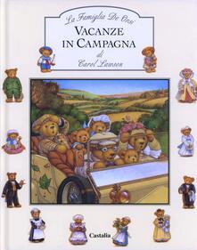 Vacanze in campagna - Carol Lawson - copertina