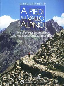 Cocktaillab.it A piedi sul vallo alpino. Itinerari storico-escursionistici dalle Alpi Marittime al lago Maggiore Image