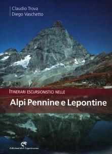 Winniearcher.com Itinerari escursionistici nelle Alpi Pennine e Lepontine Image