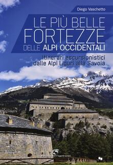 Listadelpopolo.it Le più belle fortezze delle Alpi Occidentali. Escursioni dalle Alpi Liguri alla Savoia Image