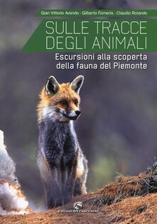 Camfeed.it Sulle tracce degli animali. Escursioni alla scoperta della fauna del Piemonte Image
