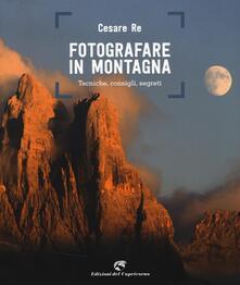 Tegliowinterrun.it Fotografare in montagna. Tecniche, consigli, segreti Image