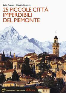 Ipabsantonioabatetrino.it 25 piccole città imperdibili del Piemonte Image