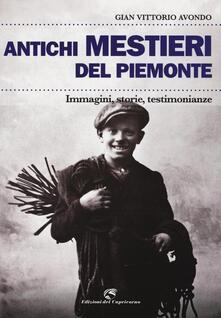 Squillogame.it Antichi mestieri del Piemonte. Immagini, storie, testimonianze Image