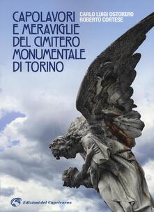 Premioquesti.it Capolavori e meraviglie del cimitero monumentale Torino. Ediz. illustrata Image
