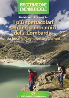 Voluntariadobaleares2014.es I più spettacolari sentieri panoramici della Lombardia. Tra boschi e laghi, vette e pianori Image