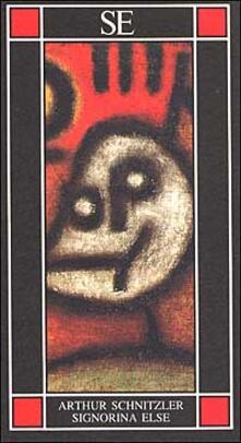 La signorina Else - Arthur Schnitzler - copertina