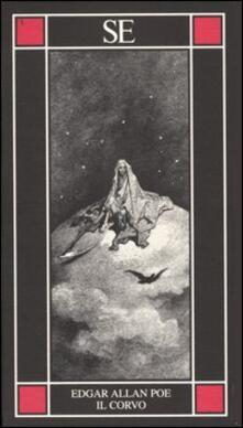 Il corvo - Edgar Allan Poe - copertina