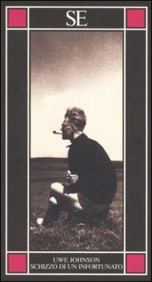 Schizzo di un infortunato - Uwe Johnson - copertina