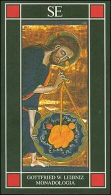 Monadologia - Gottfried W. Leibniz - copertina