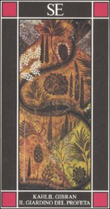 Tegliowinterrun.it Il giardino del profeta. Testo inglese a fronte Image