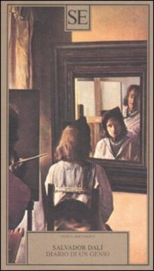 Diario di un genio - Salvador Dalì - copertina