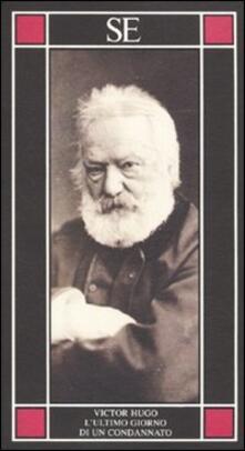 L' ultimo giorno di un condannato - Victor Hugo - copertina