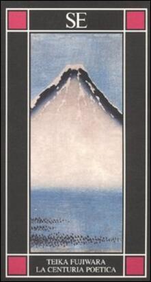La centuria poetica - Teika Fujiwara - copertina