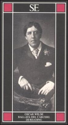 La ballata del carcere di Reading - Oscar Wilde - copertina