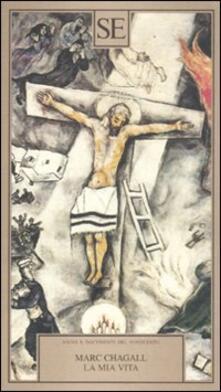 La mia vita - Marc Chagall - copertina