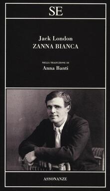 Zanna Bianca - Jack London - copertina