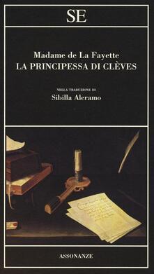 La principessa di Clèves - M. Madeleine La Fayette - copertina