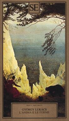 L' anima e le forme - György Lukács - copertina