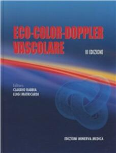 Eco-color-doppler vascolare
