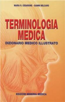 Capturtokyoedition.it Terminologia medica. Dizionario medico illustrato Image