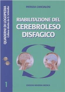 Capturtokyoedition.it Riabilitazione del cerebroleso disfagico Image