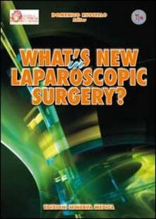Whath's new in laparoscopic surgery? - Domenico Russello - copertina