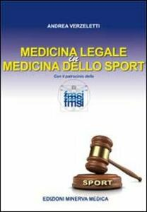 Medicina legale in medicina dello sport