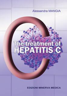 The treatment of hepatitis C - Alessandra Mangia - copertina