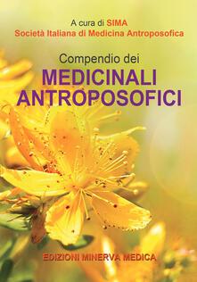 Compendio dei medicinali antroposofici - SIMA Società Italiana di Medicina Antroposofica - copertina