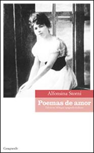 Poemas de amor. Testo spagnolo a fronte