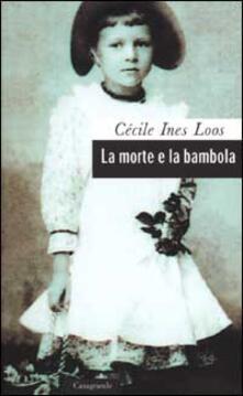 La morte e la bambola - Céline I. Loos - copertina