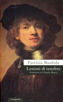 Lezioni di tenebre - Patrizia Runfola - copertina
