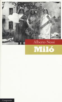 Milò - Alberto Nessi - copertina