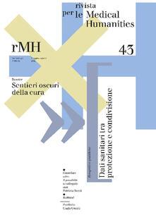 Radiospeed.it Rivista per le medical humanities (2019). Vol. 43: Sentieri oscuri della cura. Image