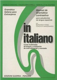 In italiano. Manual de gramàtica contrastiva para estudiantes de lengua espanola.pdf