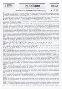In italiano  Grammatica italiana per stranieri  Corso