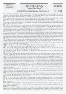 Warholgenova.it In italiano. Non solo parole. Esercizi di vocabolario. Chiavi Image