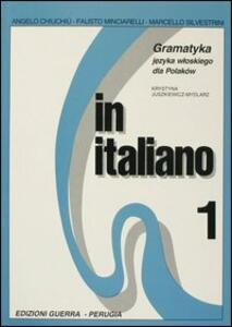 In italiano. Supplemento in polacco. Vol. 1