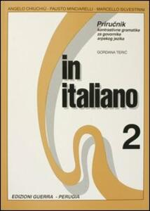 In italiano. Supplemento in lingua serba. Vol. 2