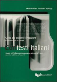 Winniearcher.com Contesti italiani. Guida per studenti e insegnanti Image