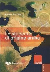 Lo studente di origine araba