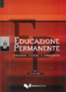 Premioquesti.it Educazione permanente. Linguaggi, culture e formazione (2005). Nuova serie Image
