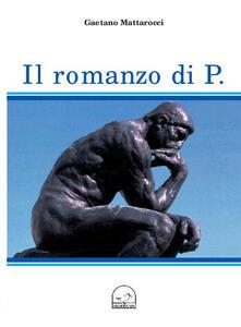 Il romanzo di P.