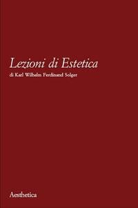 Lezioni di estetica. Vol. 44
